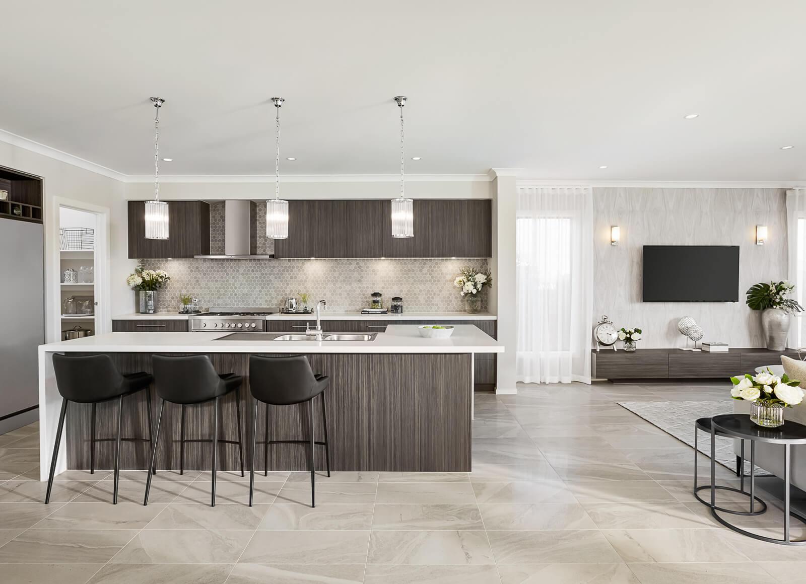 Kitchen Renovation Idea using Beaumont Tiles